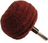 Kasco Medium Maroon Scuff Ball