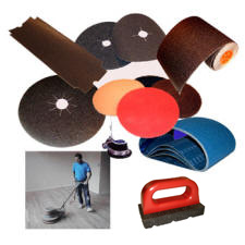 Floor Sanding Products