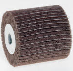 In-Line Flap Sanding Wheel