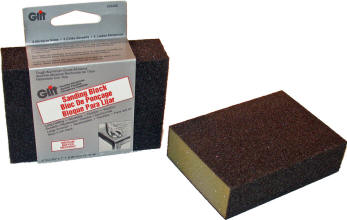 Flexible Sanding Blocks